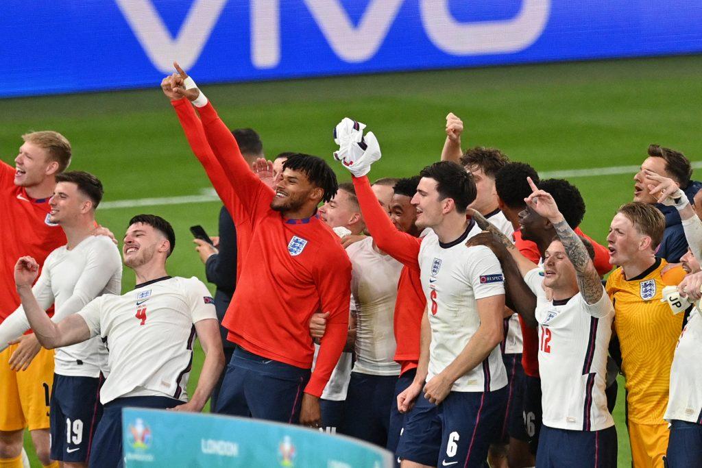 Euros 2020 demi-finale Angleterre
