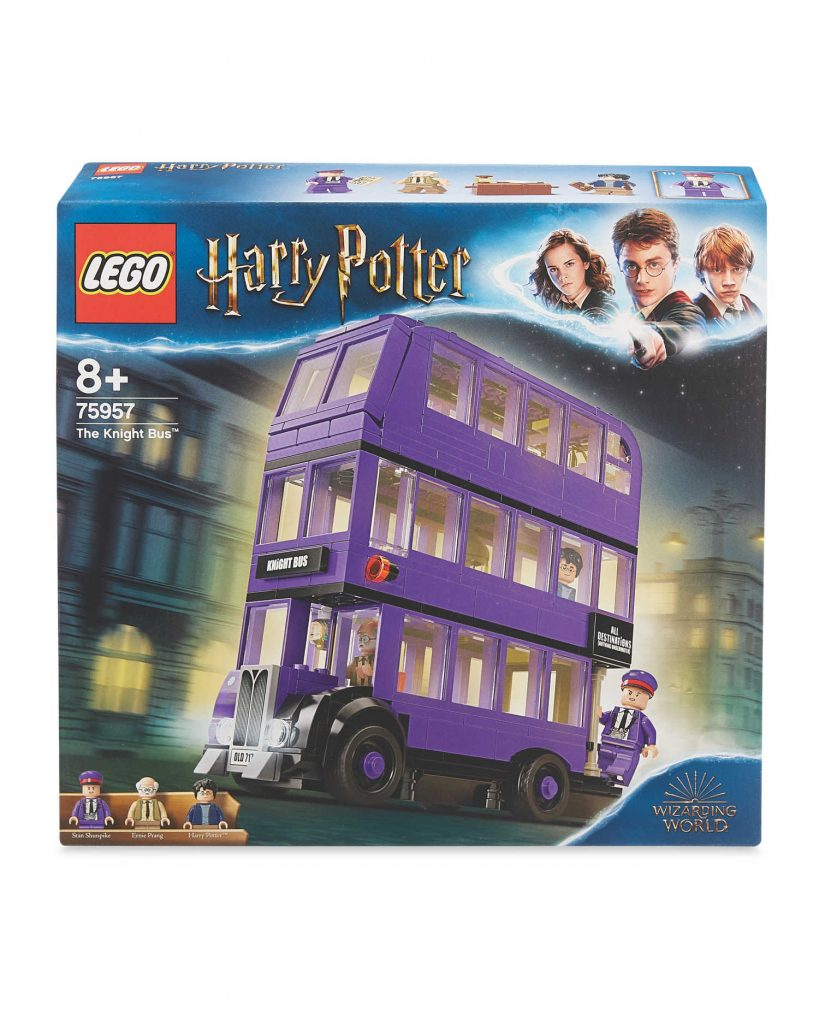 Set LEGO Knight Bus Harry Potter