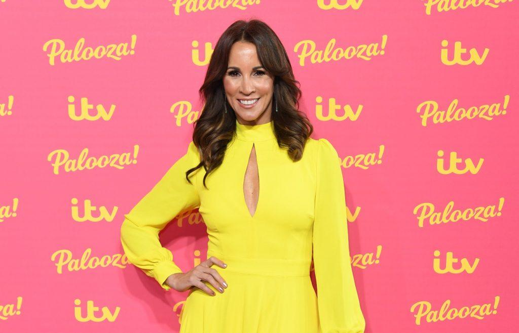 Andrea McLean assiste à l'ITV Palooza 2019 au Royal Festival Hall le 12 novembre 2019 à Londres, en Angleterre.