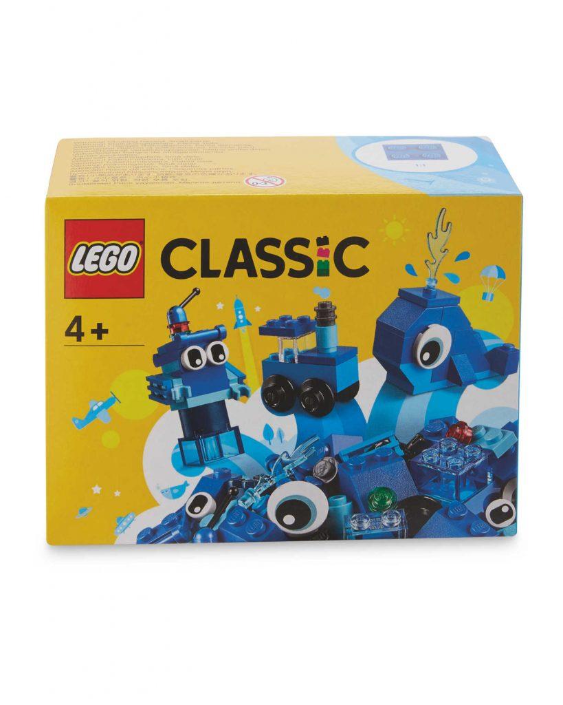 LEGO Classic Blue Bricks set