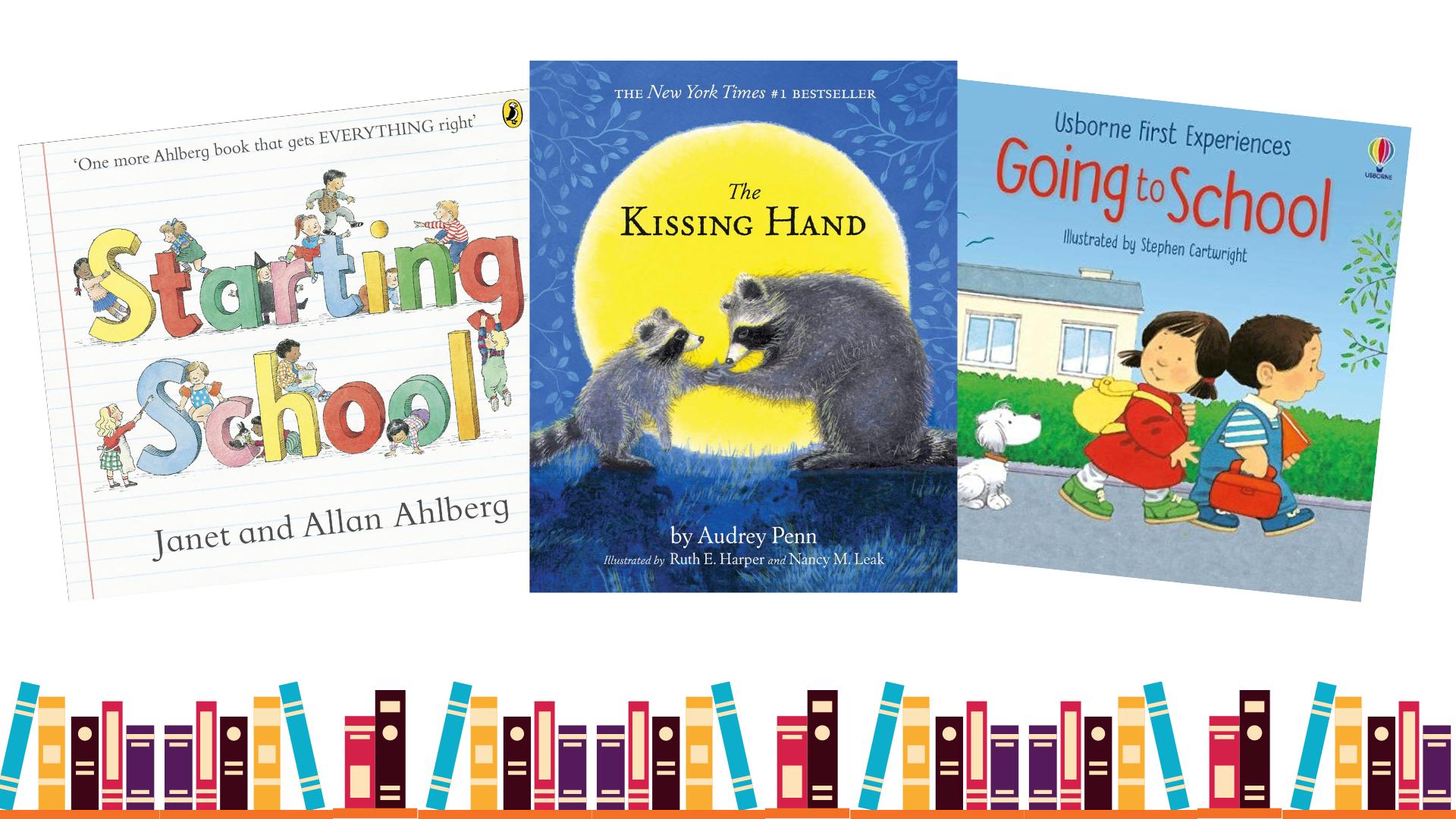 une première sélection de livres scolaires à lire comme une tradition
