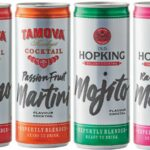 Aldi Ready to Drink Mixed Cocktail Cans