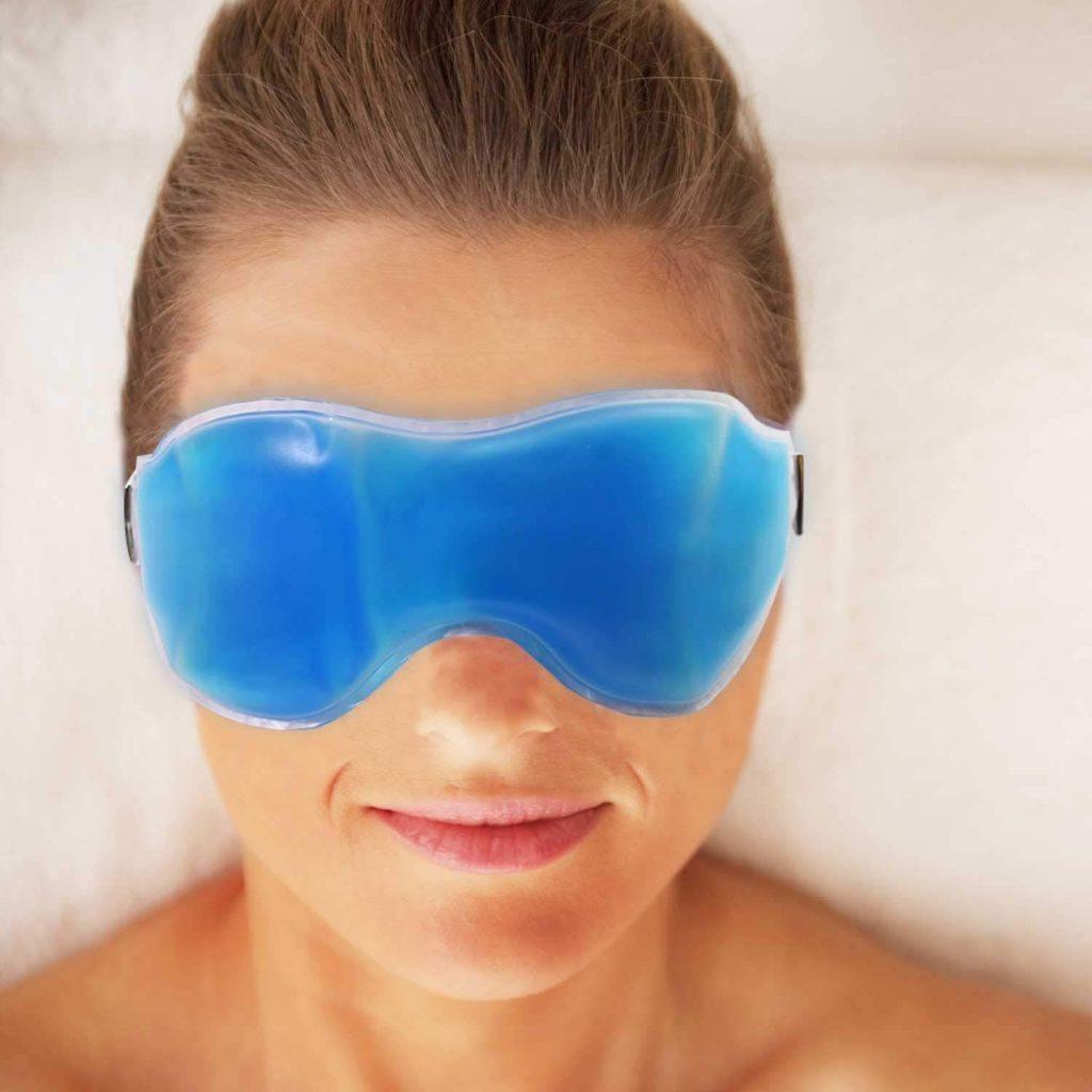 Masque gel relaxant pour les yeux TRIXES