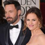 The Golden Globe Awards: Ben Affleck and Jennifer Garner