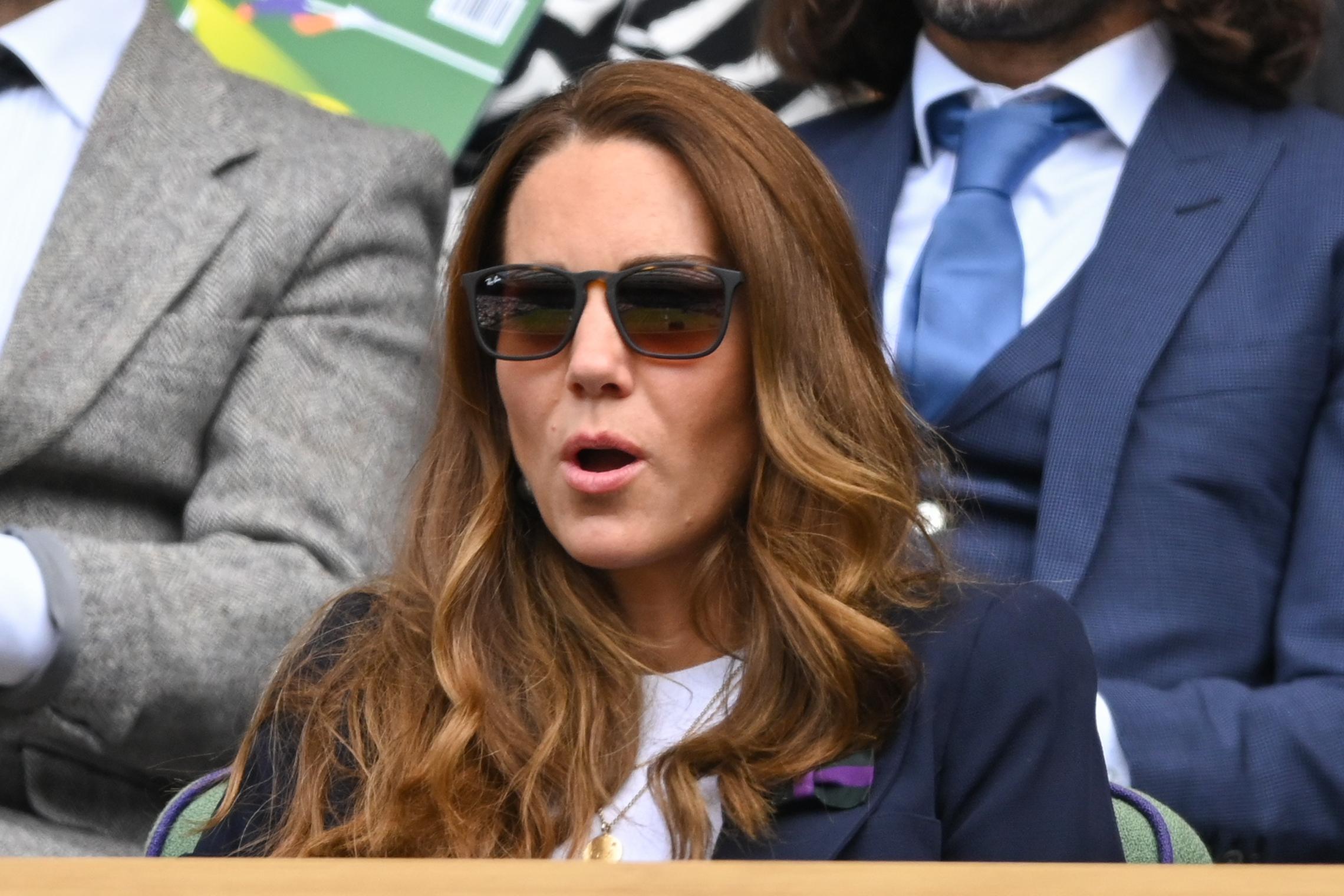 Kate Middleton, Wimbledon