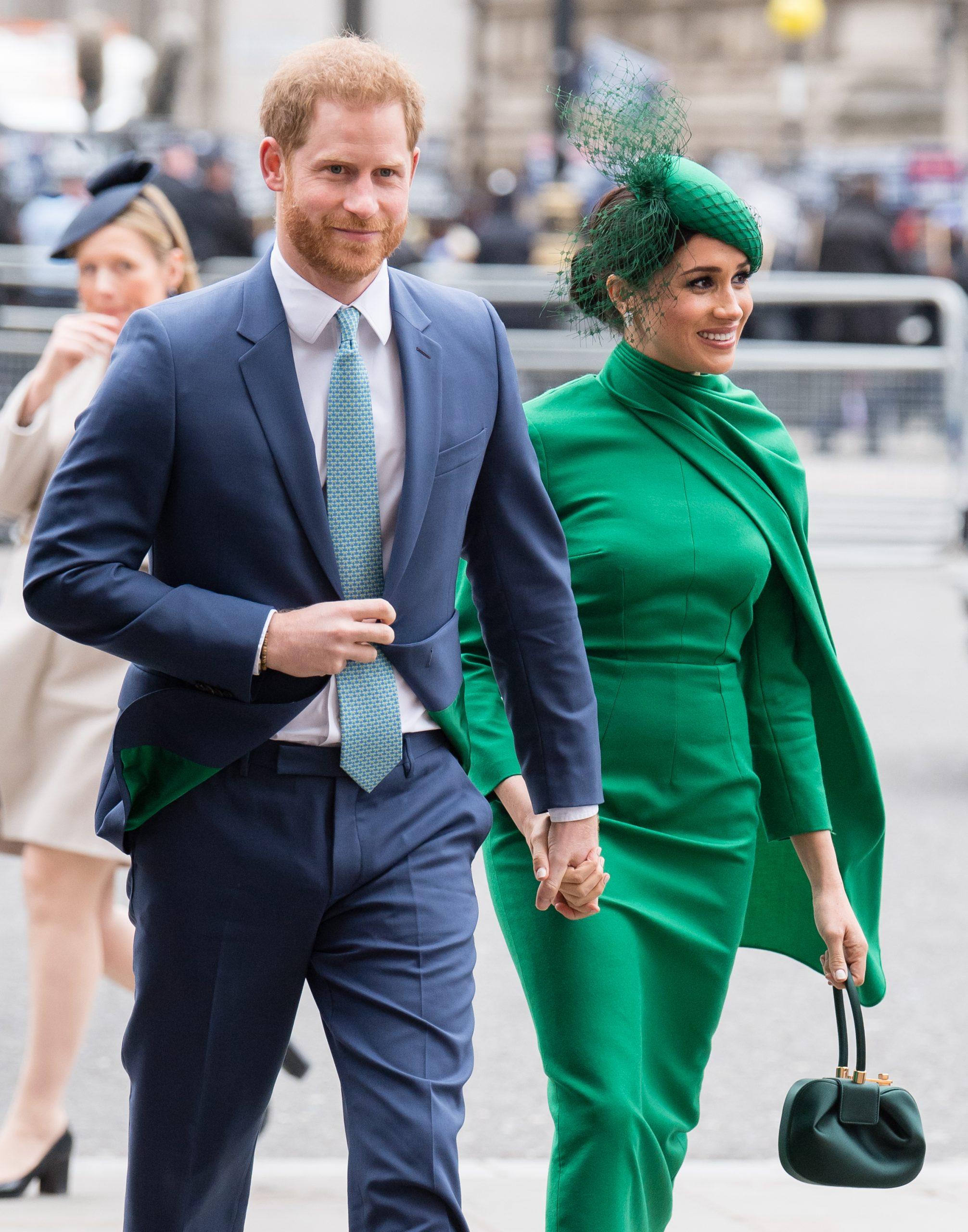 Meghan Markle et le Prince Harry, Netflix,