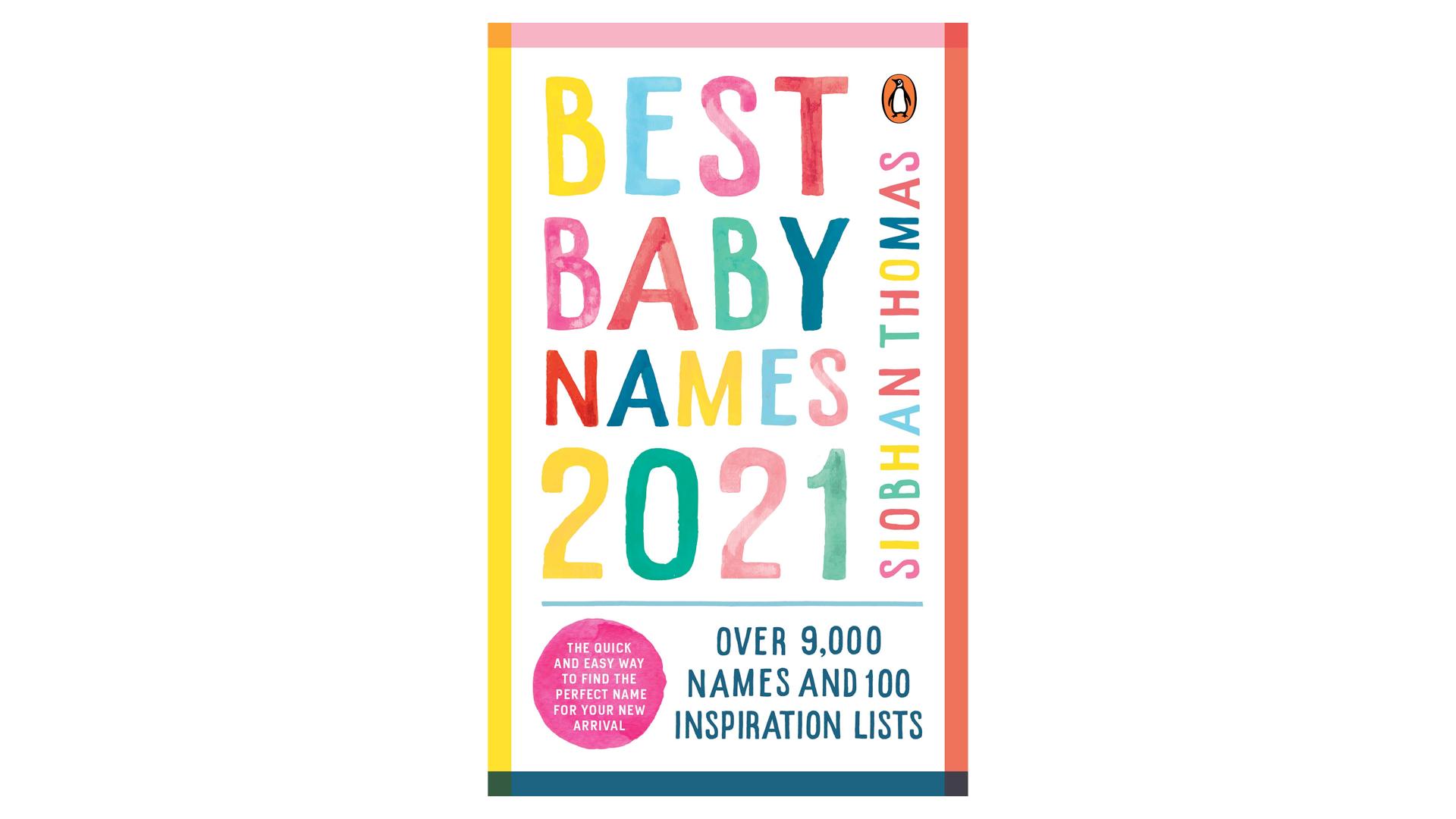 livre des meilleurs noms de bébé siobhan thomas