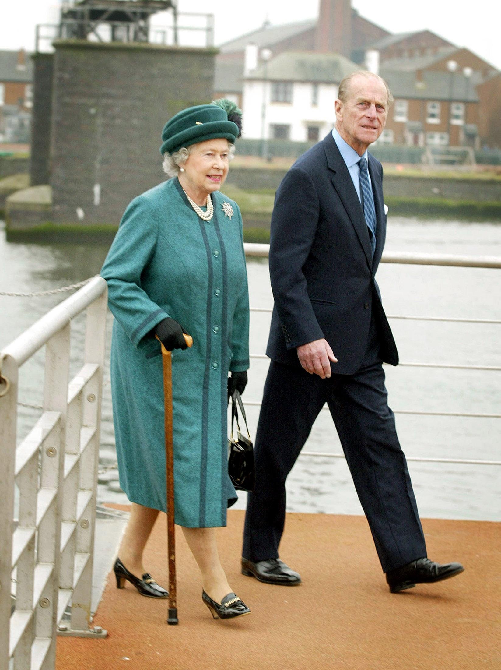 La Reine et le Prince Philip, Netflix The Crown Série 5 Imelda Staunton