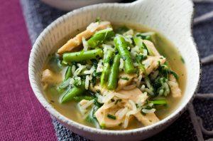 Repas végétariens à faible teneur en calories Quorn-lunch-bowl
