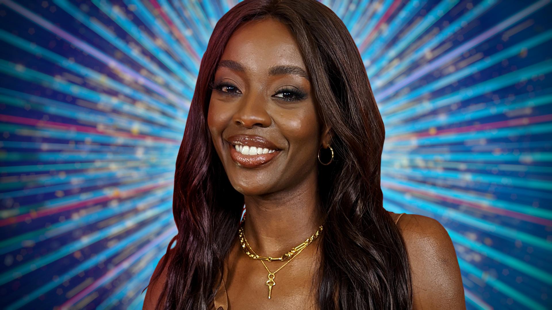 AJ Odudu, qui sera dans Strictly Come Dancing 2021 ?
