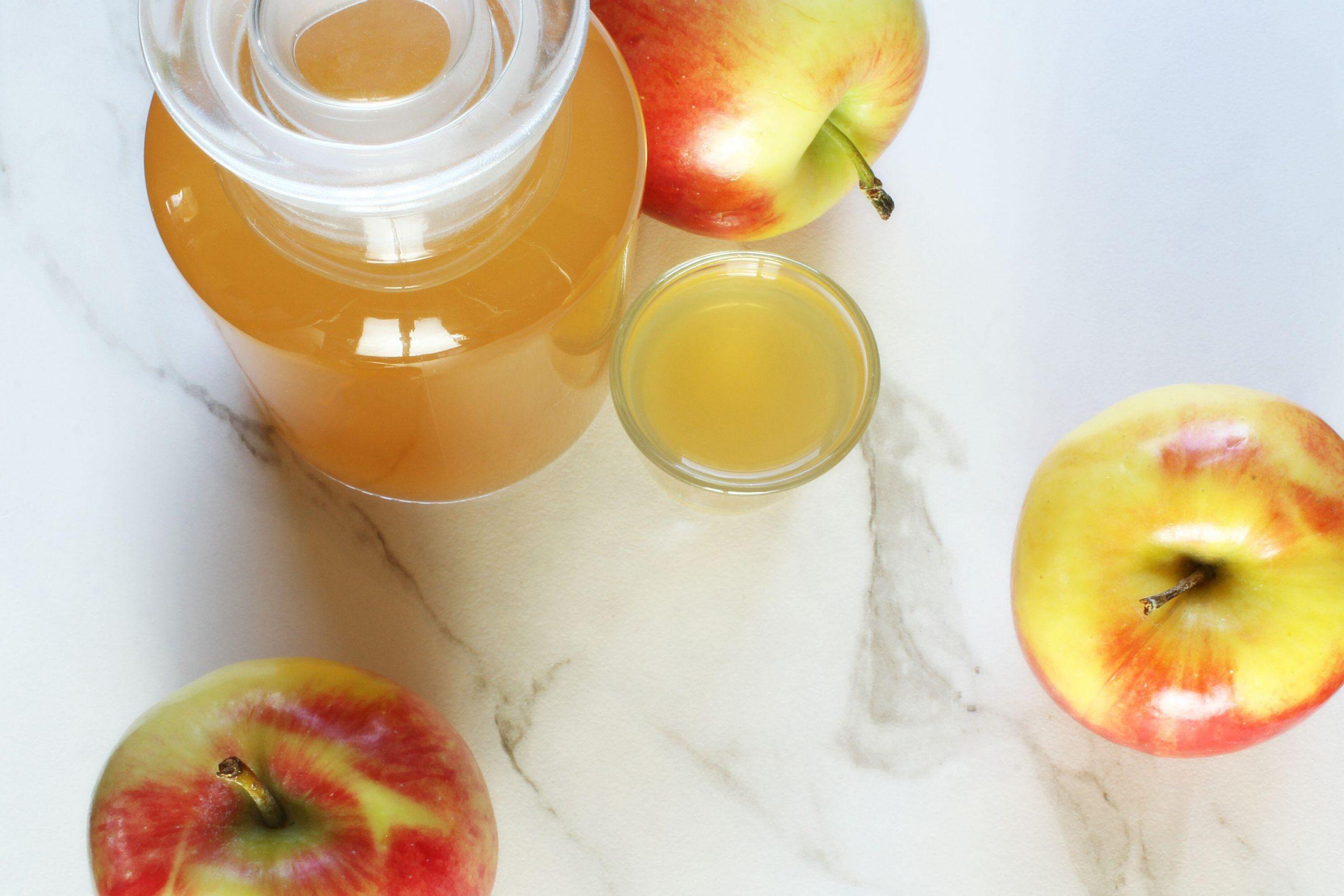 Le vinaigre de cidre de pomme pour perdre du poids au niveau du ventre