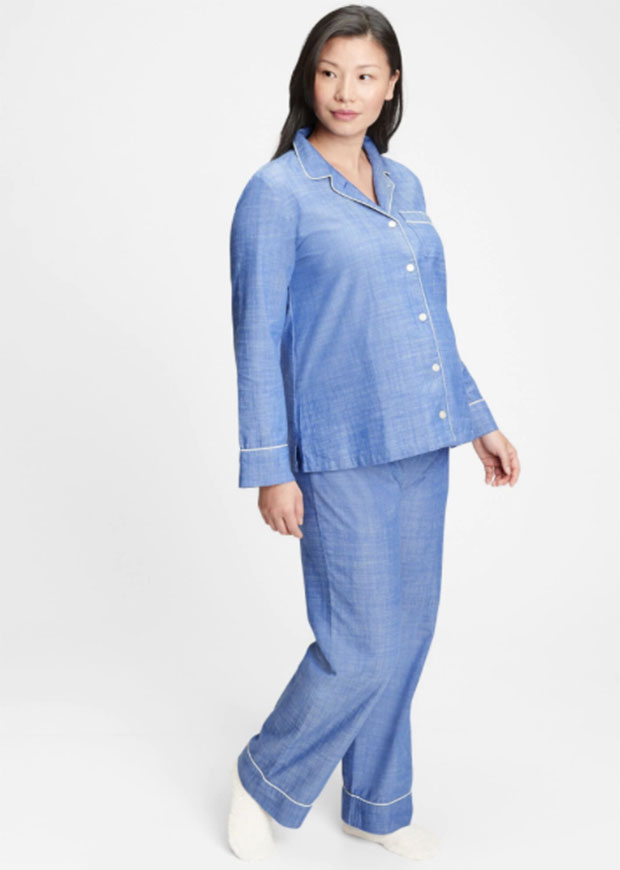 Gap Maternity - Ensemble pyjama en flanelle