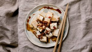 aliments rassasiants à faible teneur en calories tofu