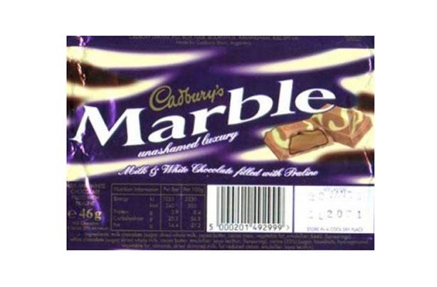 marbre de cadbury