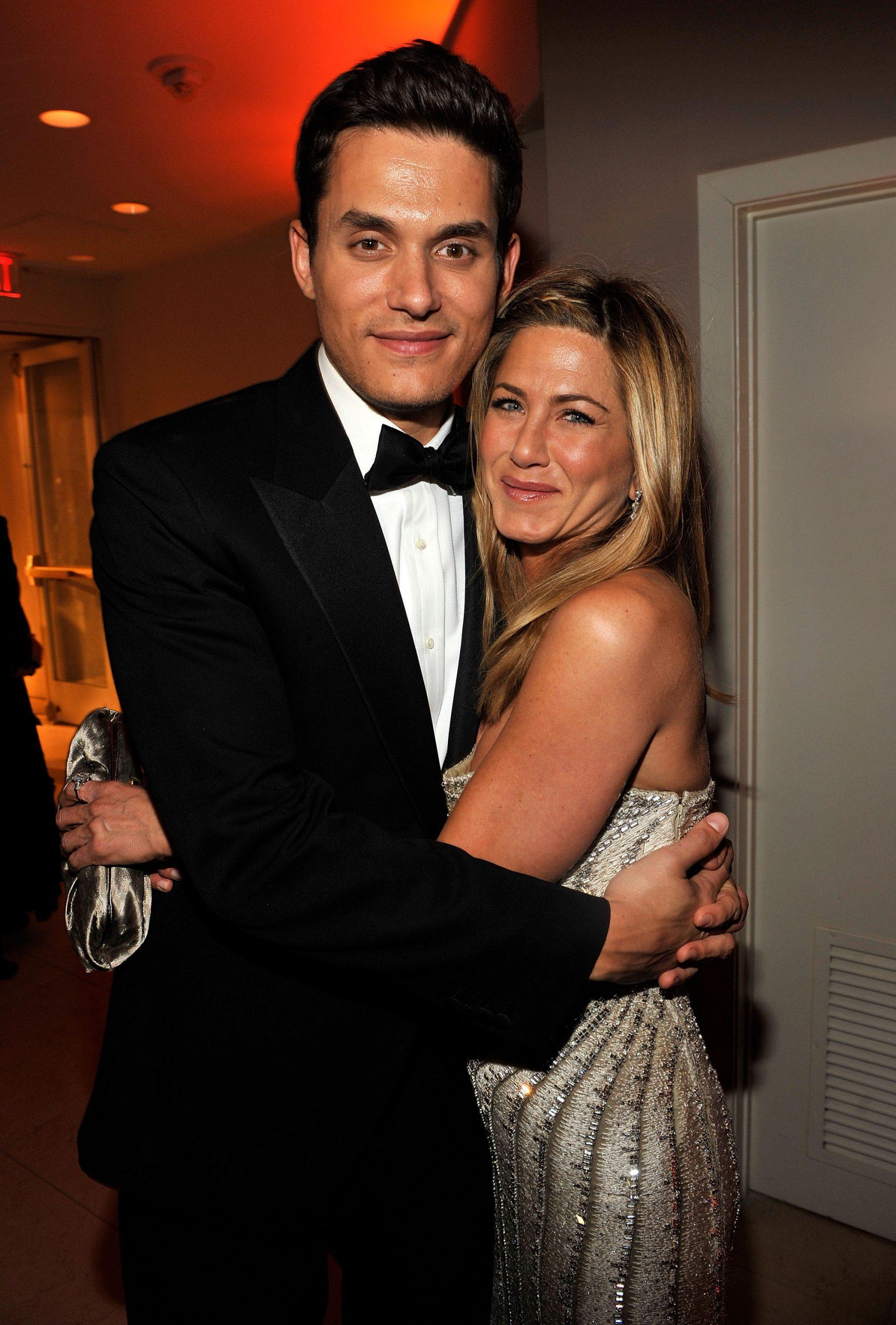 Jennifer Aniston et John Mayer