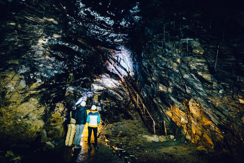 Grottes d'ardoise de Llechwedd
