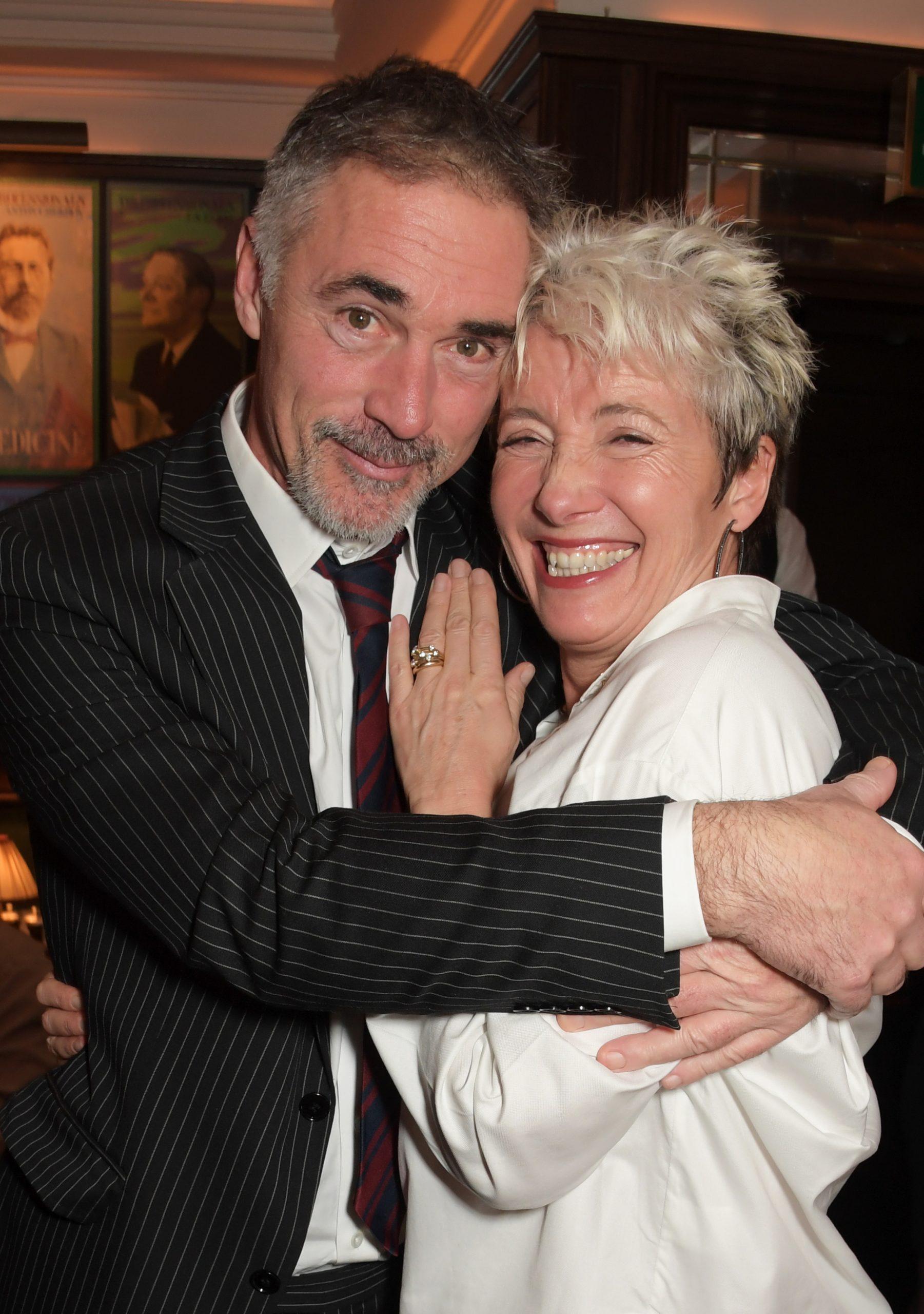Greg Wise et Emma Thompson, Qui est Gregg Wise et avec qui est-il marié ?