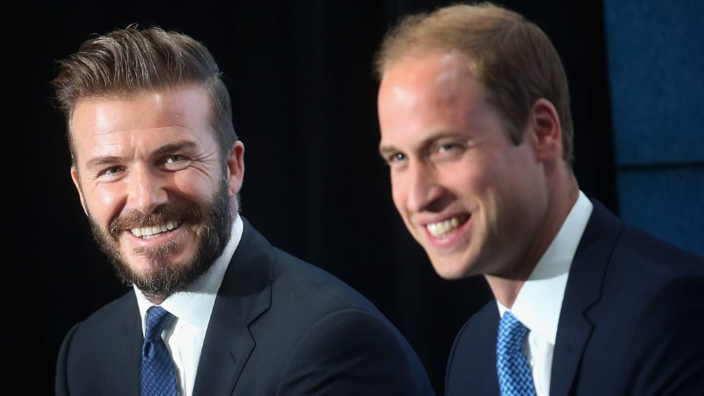 Le prince William, duc de Cambridge, lance la campagne
