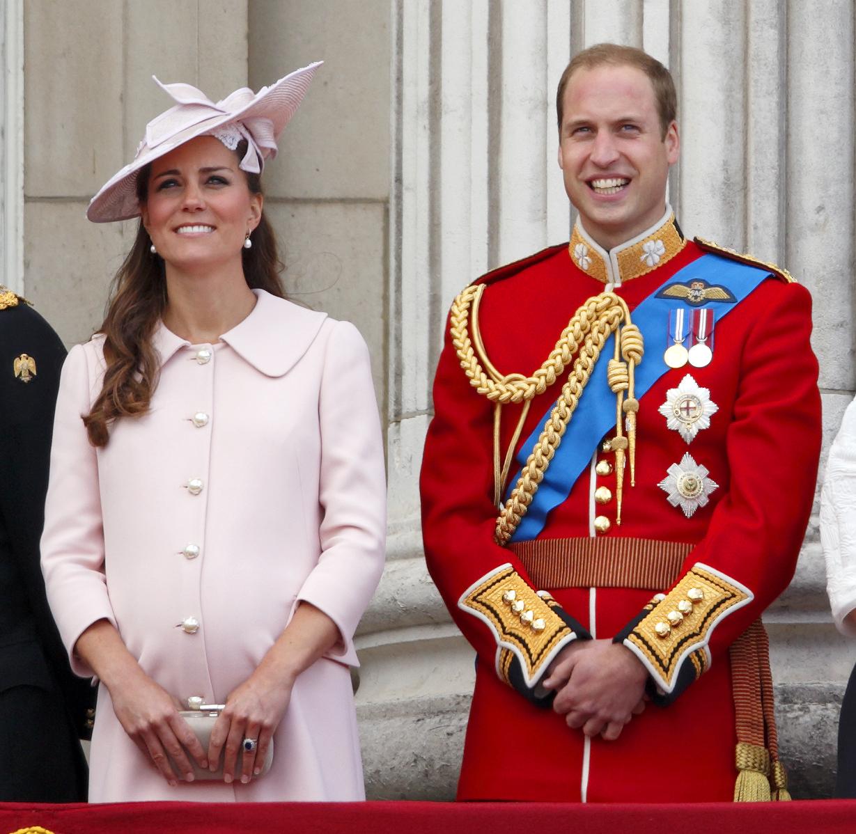 Kate Middleton grossesse