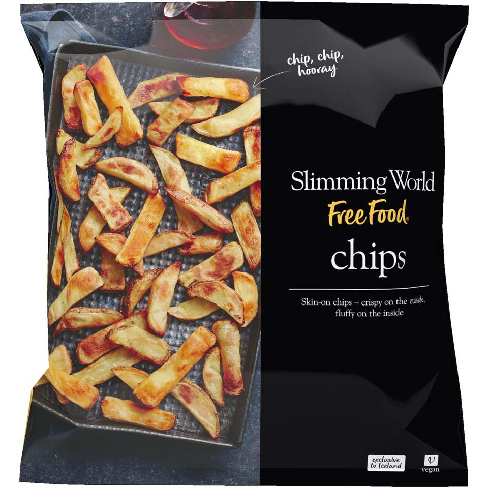 slimming world free from chips