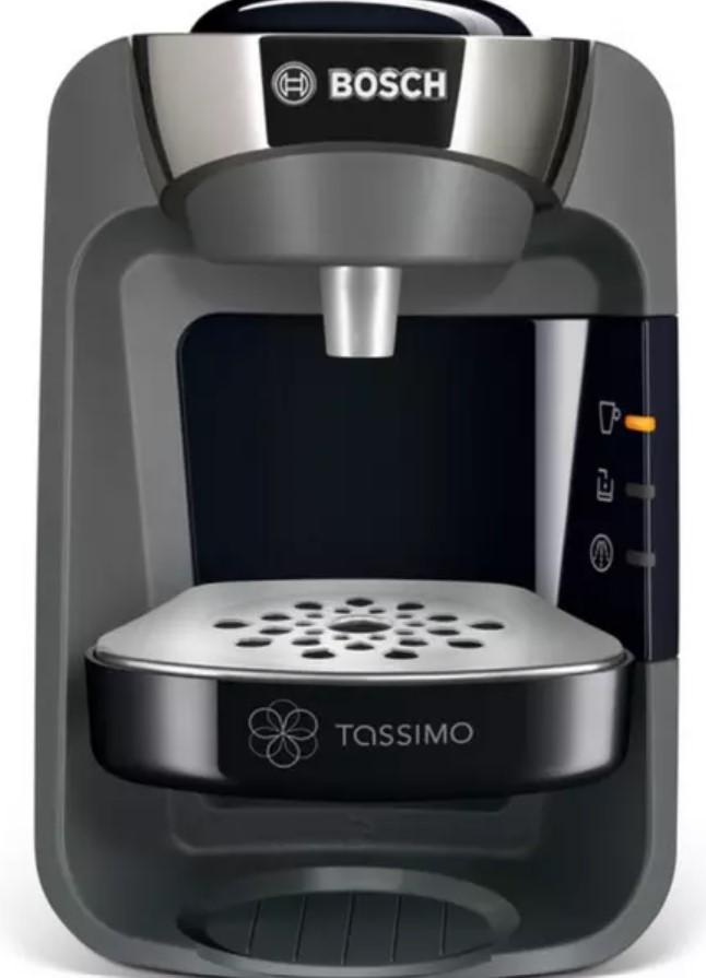 Tour du produit Machine à café à dosettes Tassimo TAS3202GB Suny - Noir