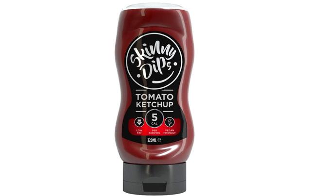 Skinny Dips Tomato Ketchup faible en calories