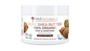 Beurre de karité 100% biologique PraNaturals