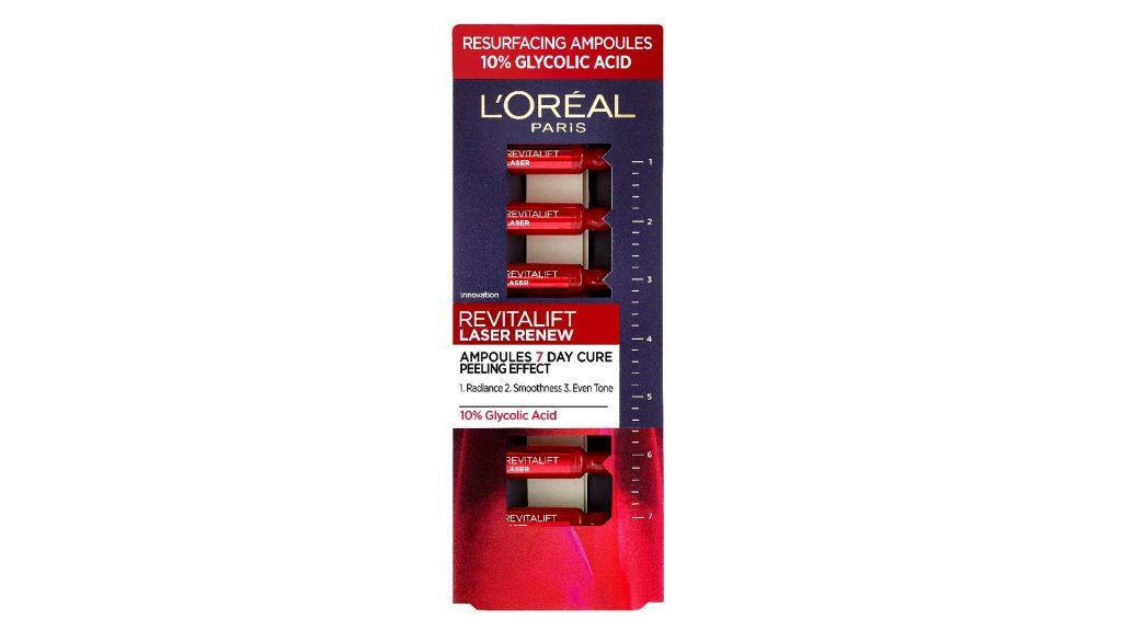 L'Oréal Laser Renew Ampoules