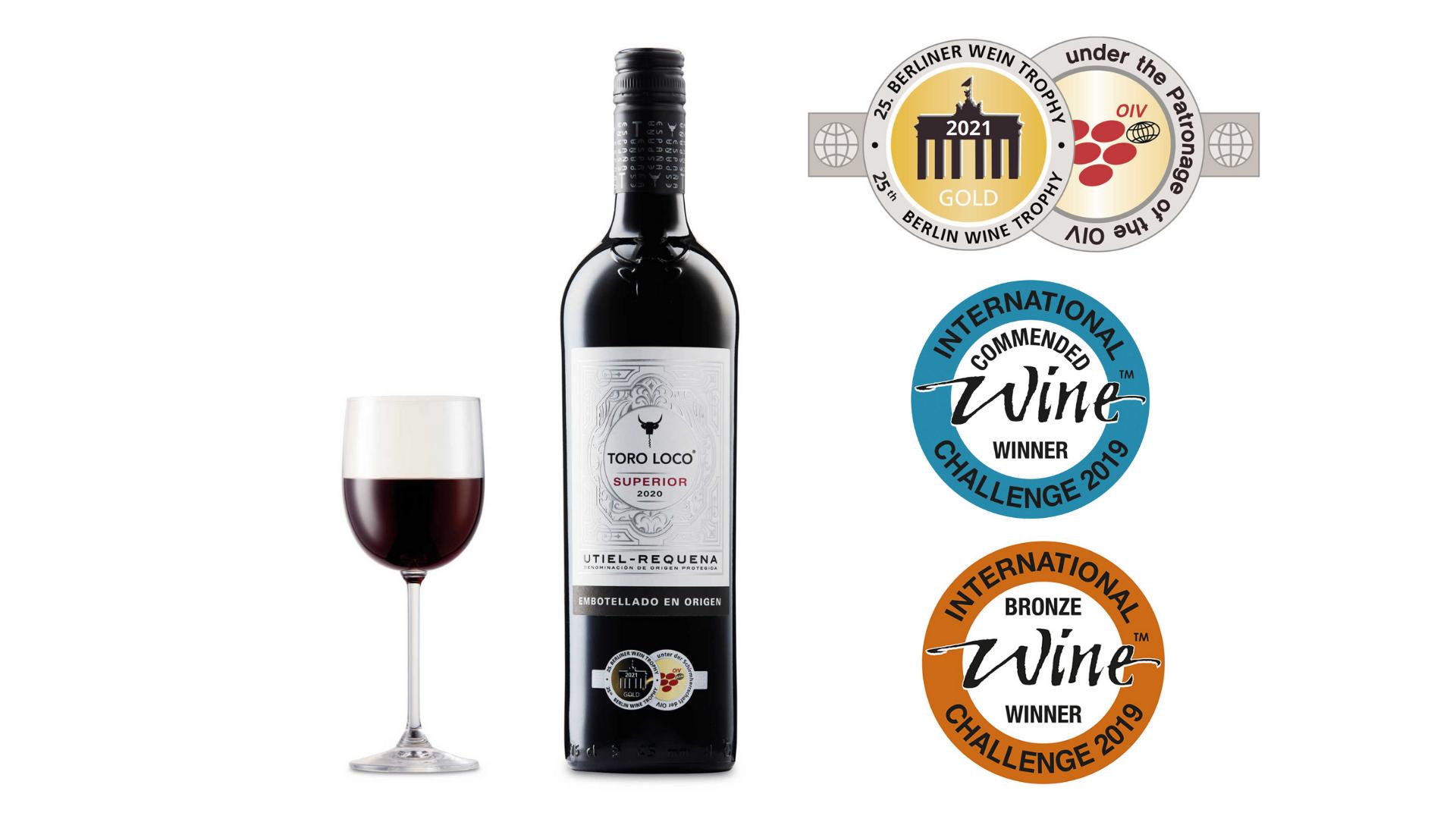 l'un des meilleurs vins bon marché - toro loco red