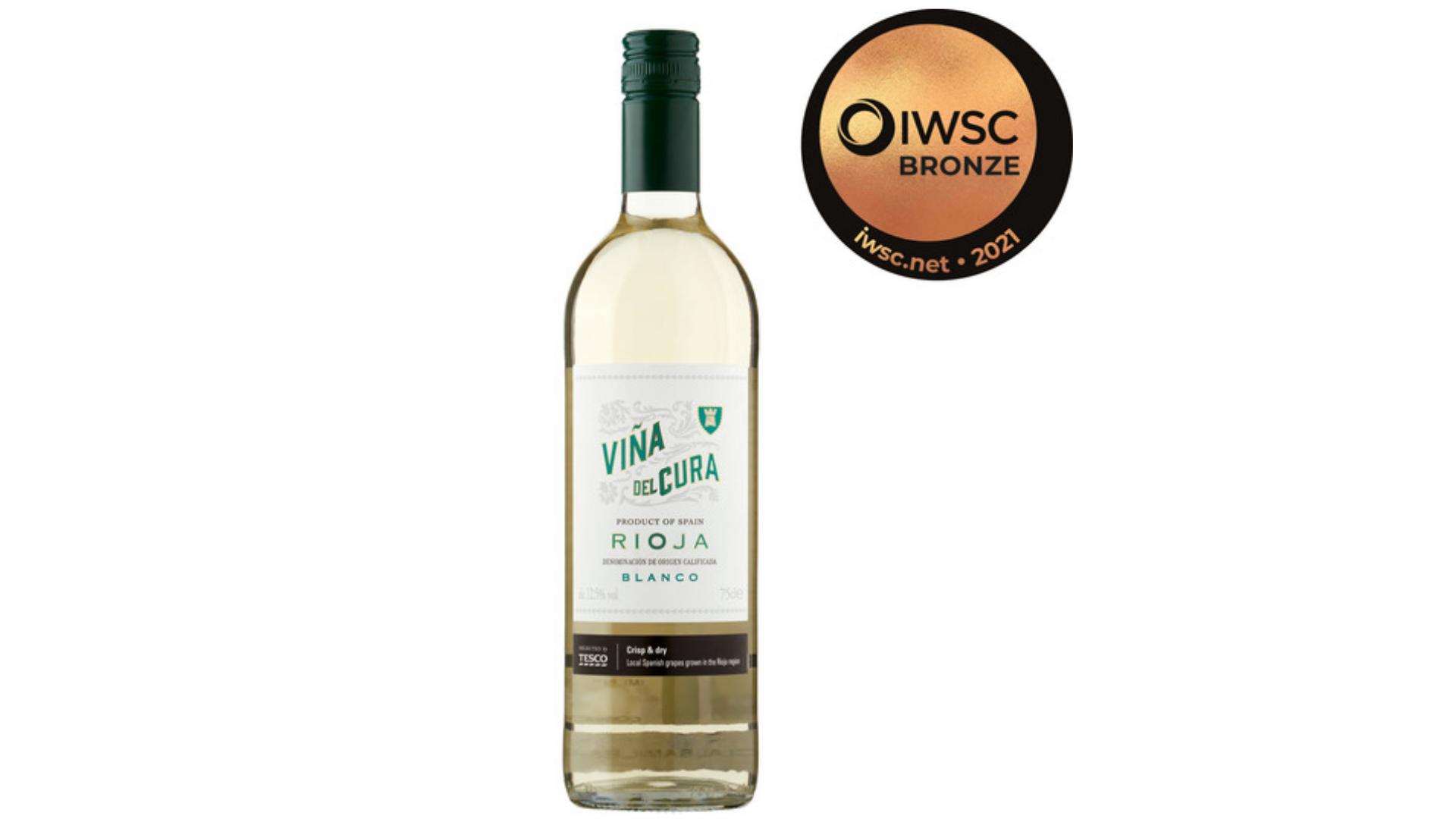 Tesco Rioja Blanco