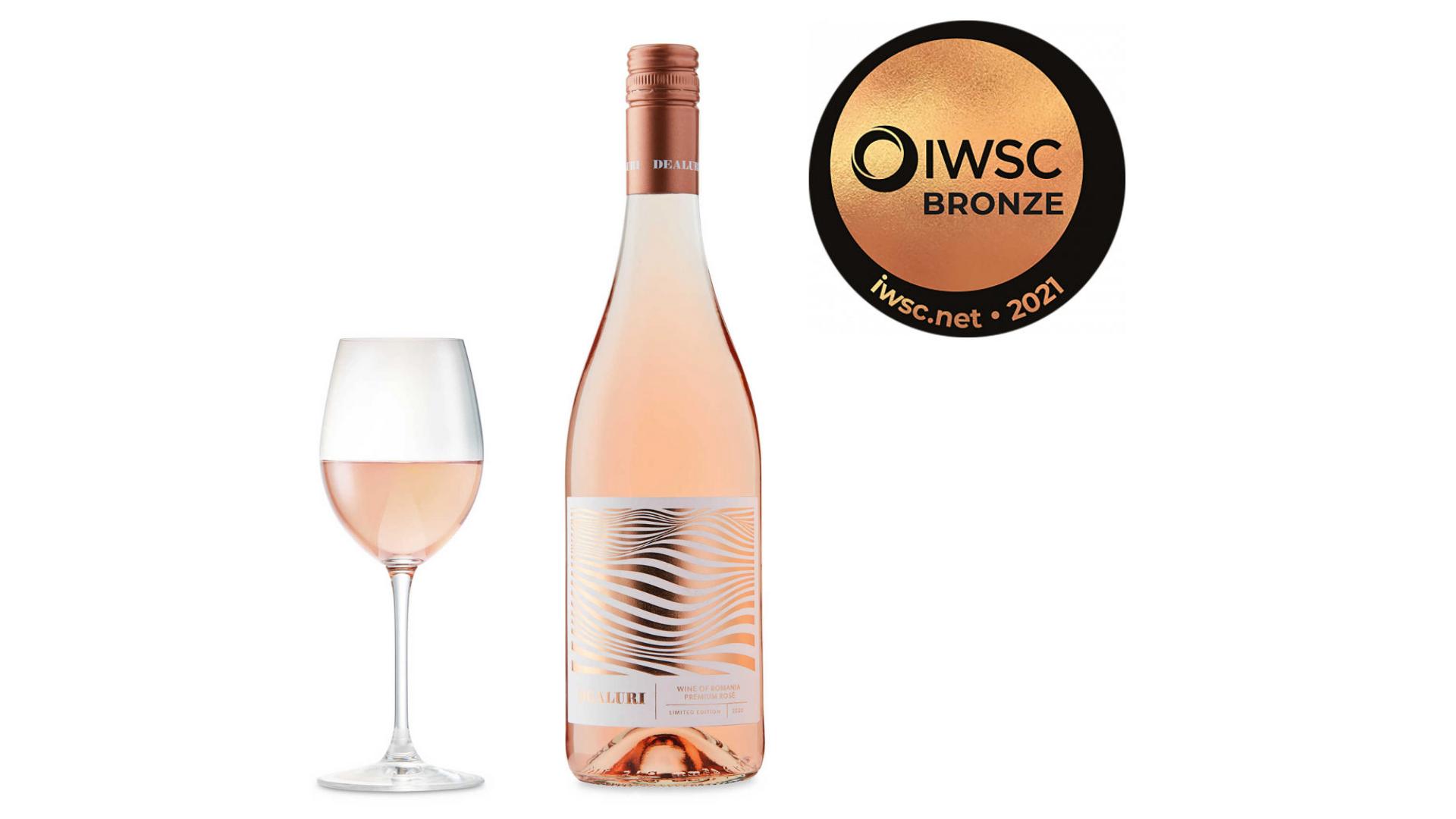L'un des meilleurs vins bon marché - Dealuri Romanian Rosé