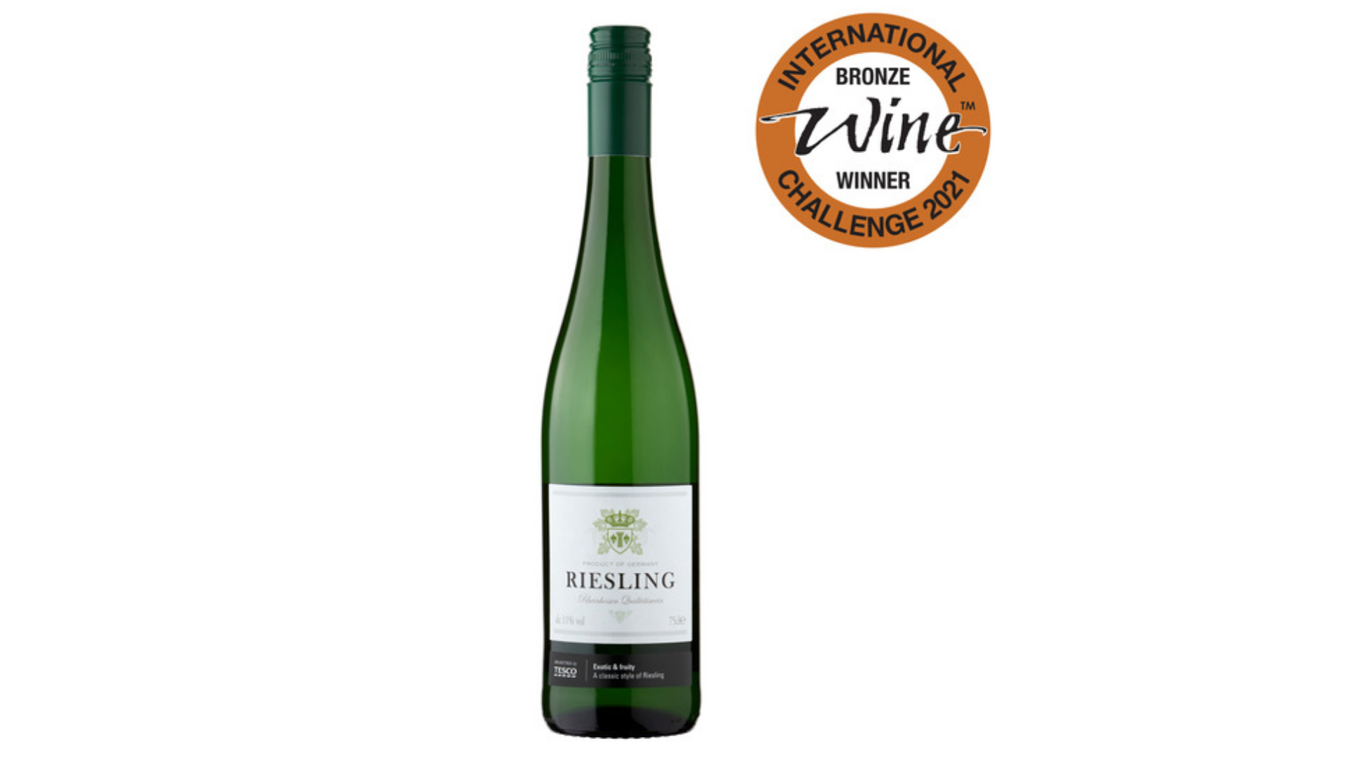 Riesling allemand Tesco