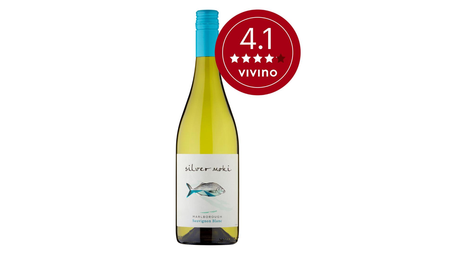 l'un des meilleurs vins bon marché -Silver Moki Sauvignon Blanc