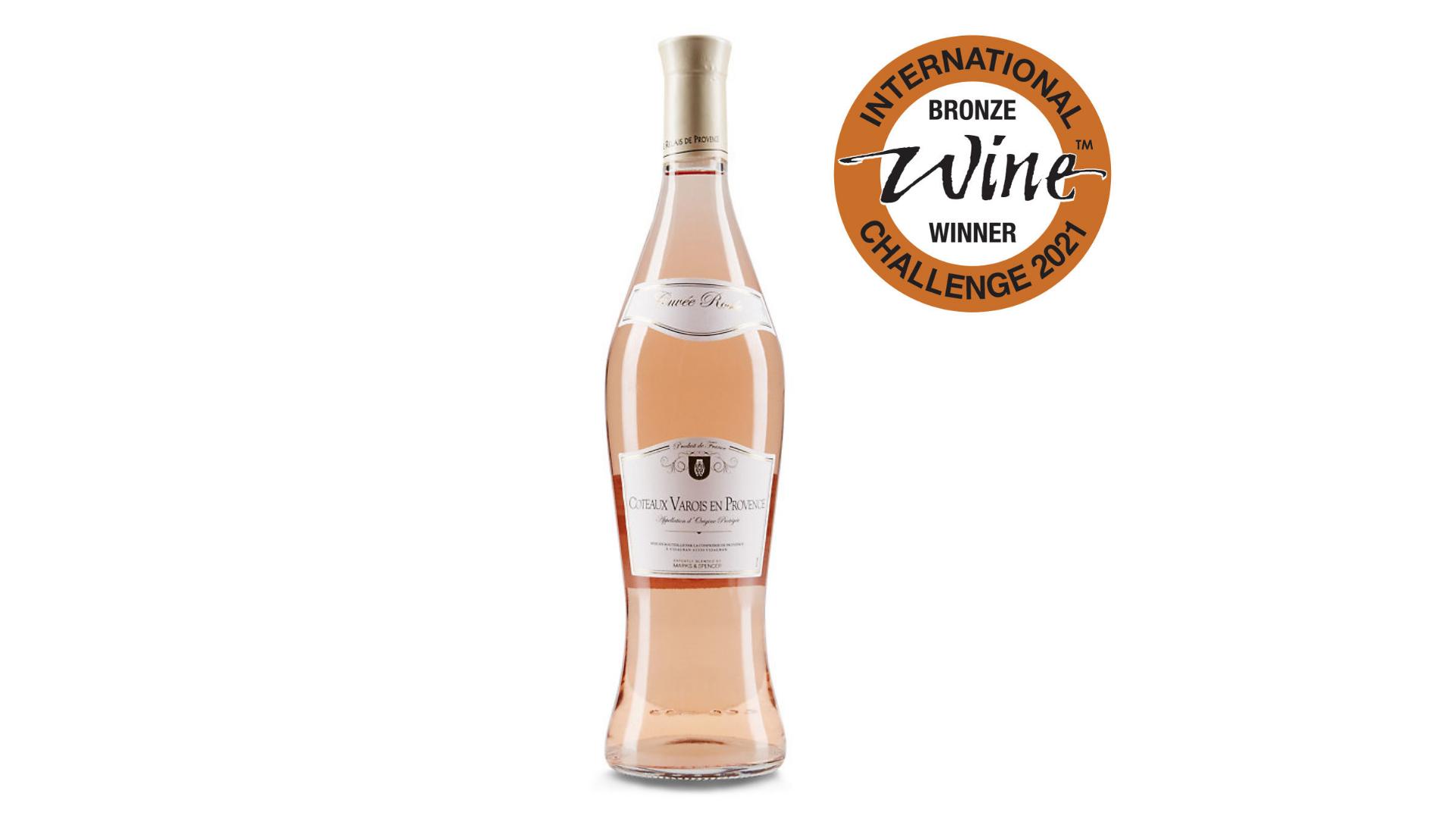 l'un des meilleurs vins bon marché - M&S Coteaux Varois En Provence