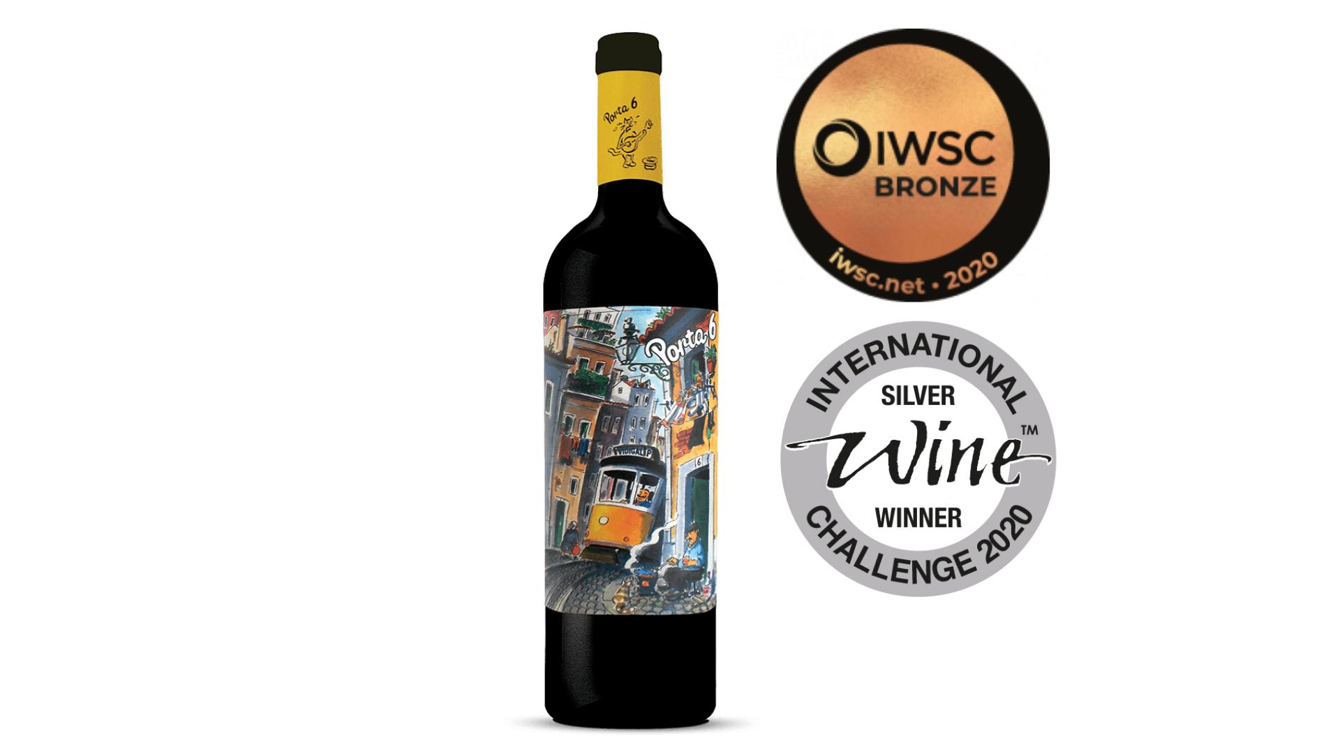 L'un des meilleurs vins bon marché - Porto 6 Lisbonne 2019