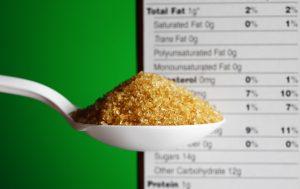 Une cuillère de sucre brut et un label nutritionnel