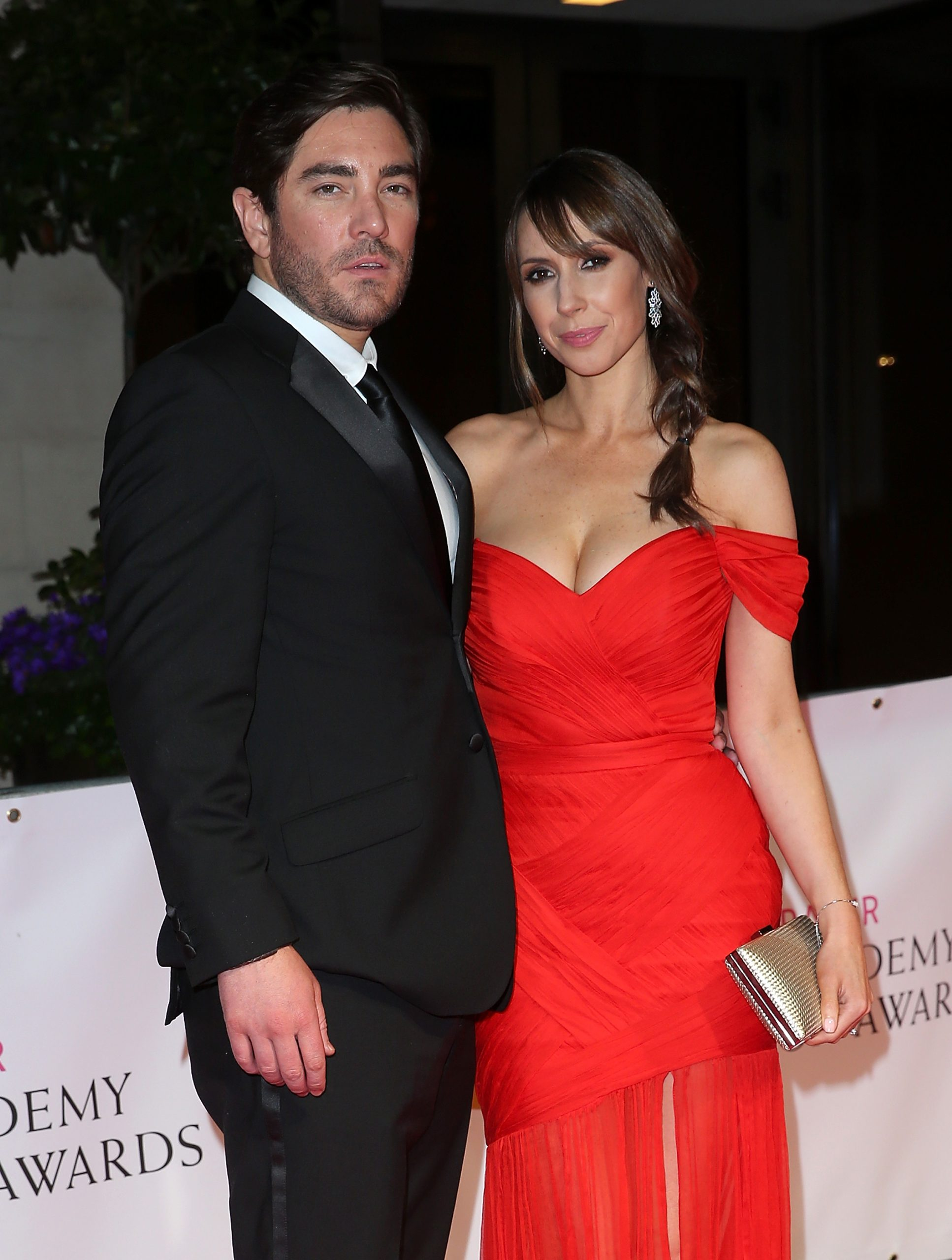 Charlie Thomson (L) et Alex Jones assistent au dîner de l'After Party des House of Fraser British Academy Television Awards à l'hôtel Grosvenor House le 10 mai 2015 à Londres, en Angleterre.