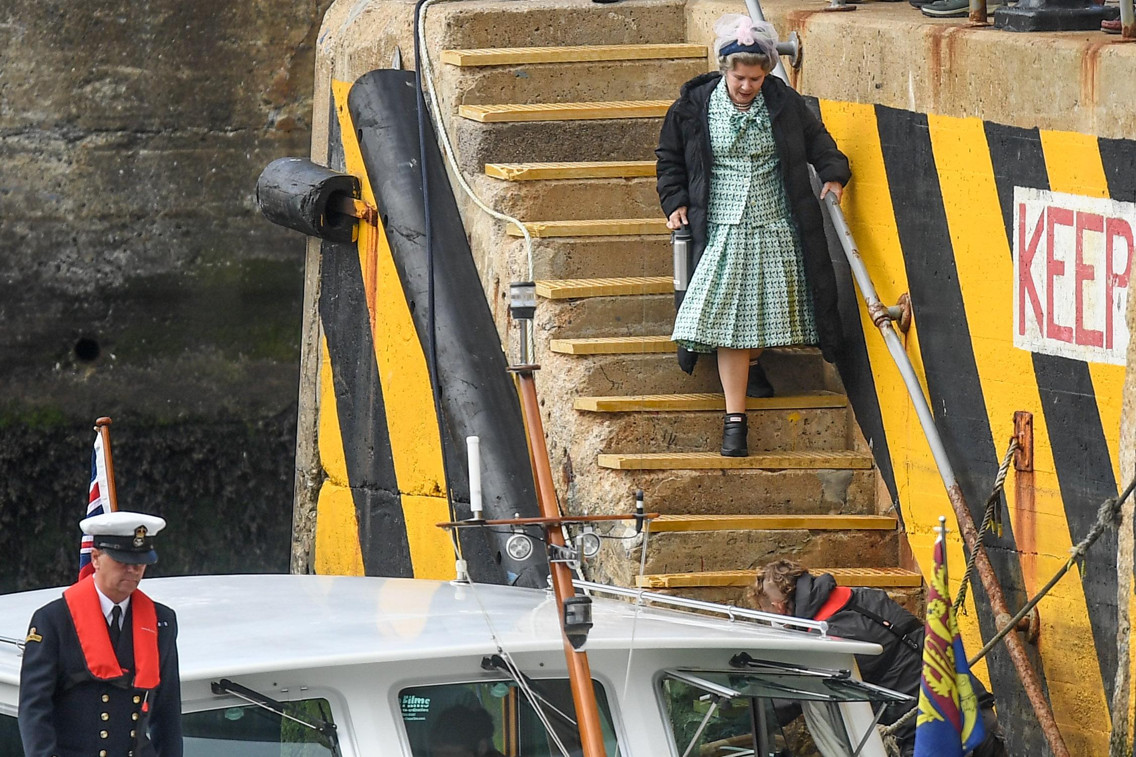 Imelda Staunton, La Reine, Netflix The Crown Saison 5
