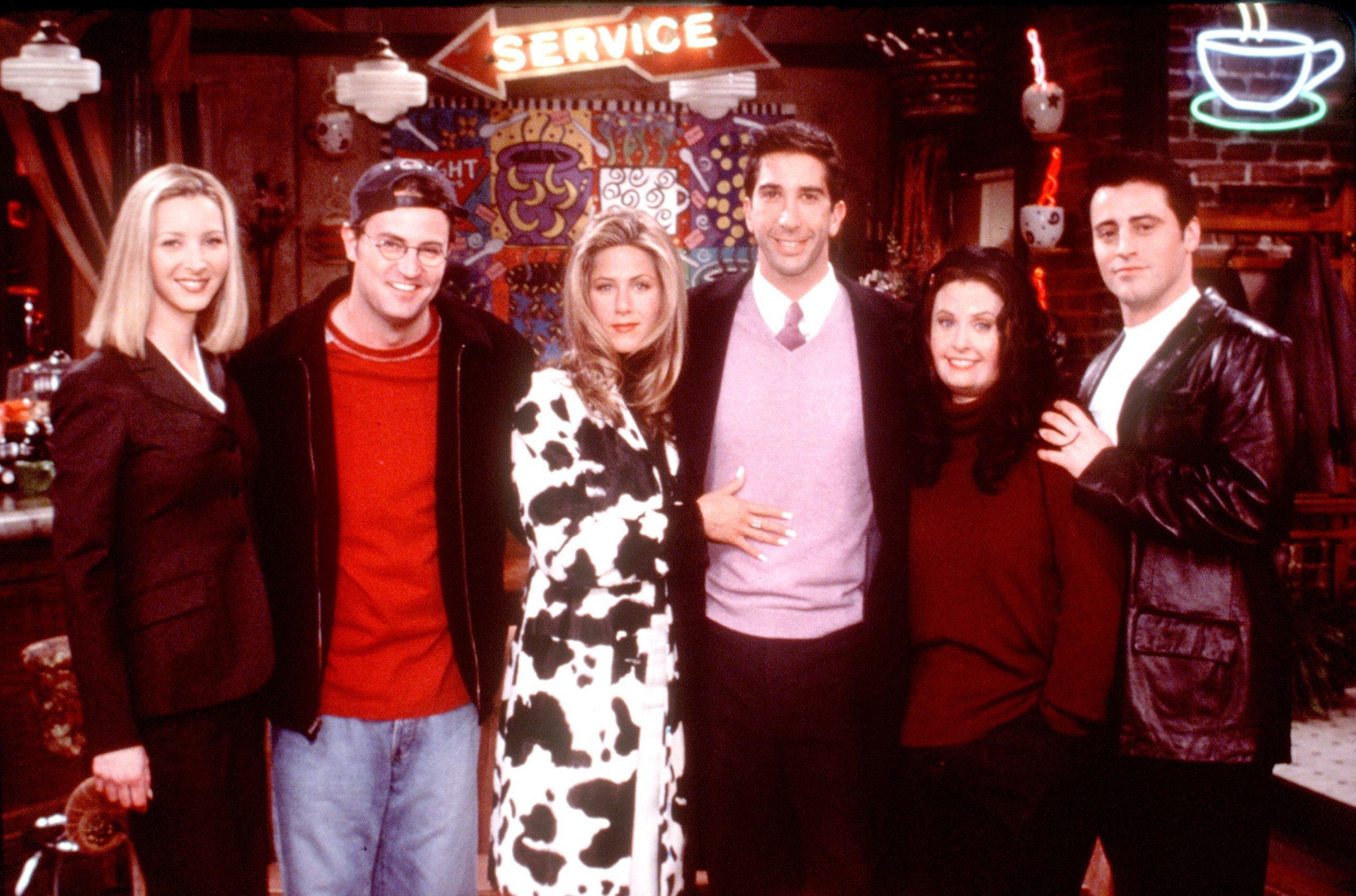 Friends, Jennifer Aniston et David Schwimmer sortent-ils ensemble ?