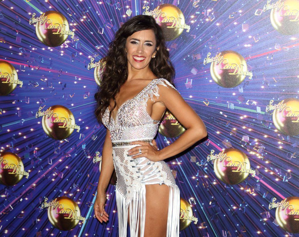 Janette Manrara au lancement de Strictly Come Dancing à la BBC Broadcasting House à Londres.