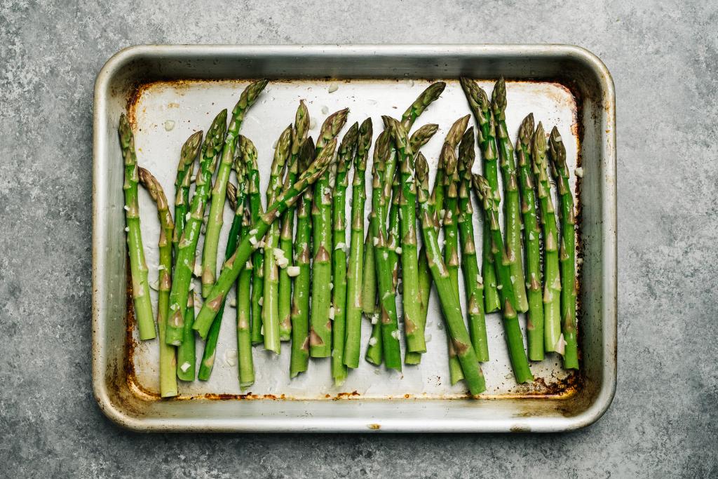 L'asperge, un des aliments réputés pour être aprodisiaque.