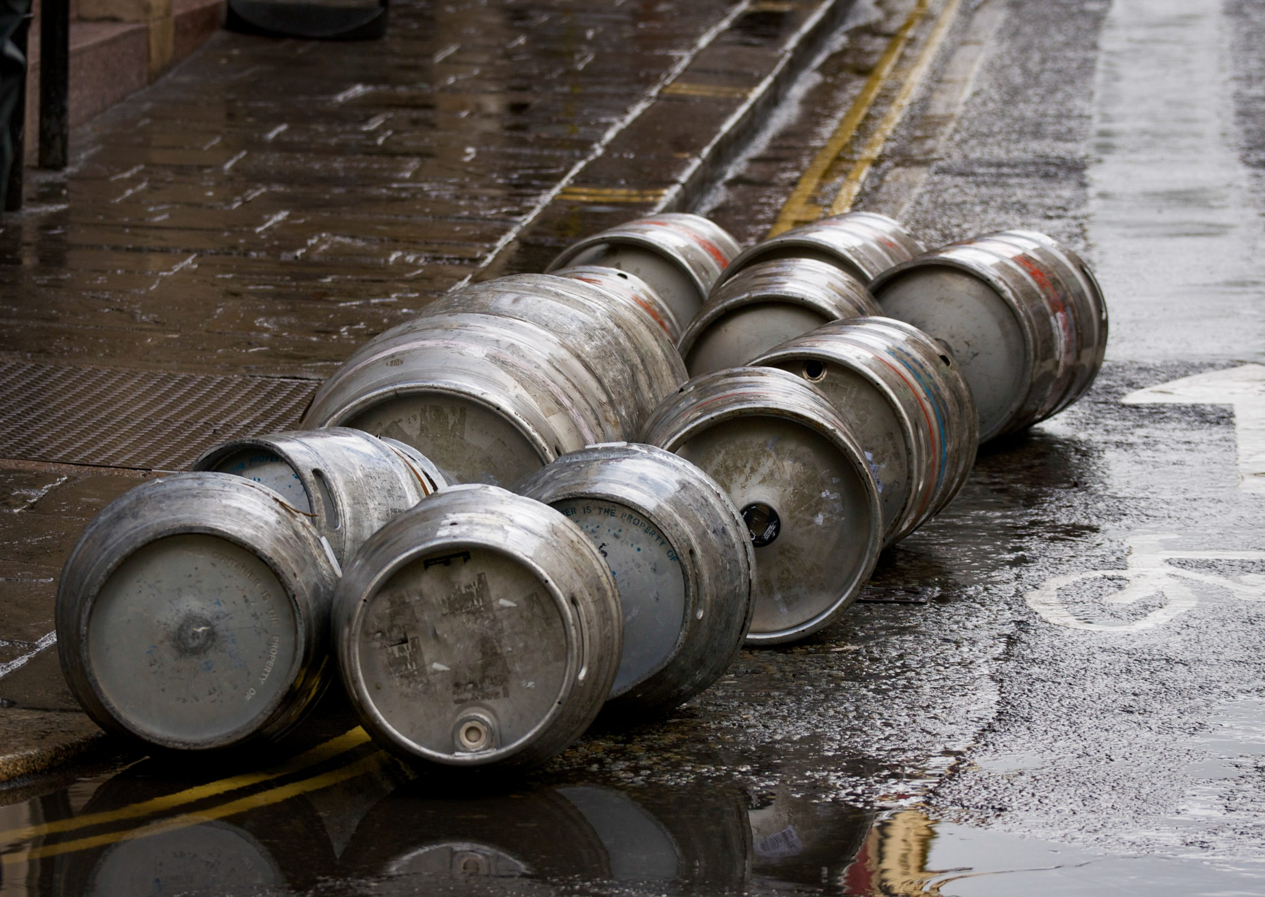 wetherspoons à court de bière