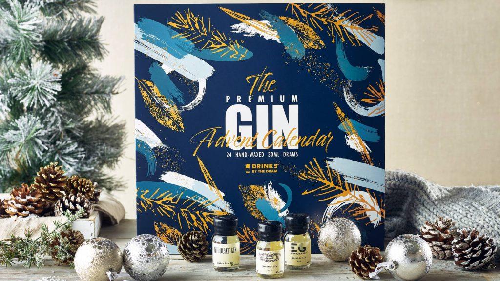 Le calendrier de l'Avent au gin Premium de Drinks by the Dram