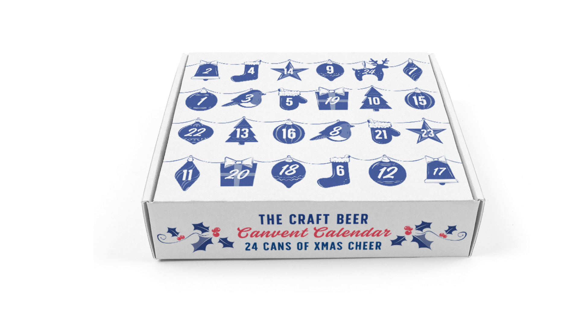 Calendrier Craft Beer Canvent