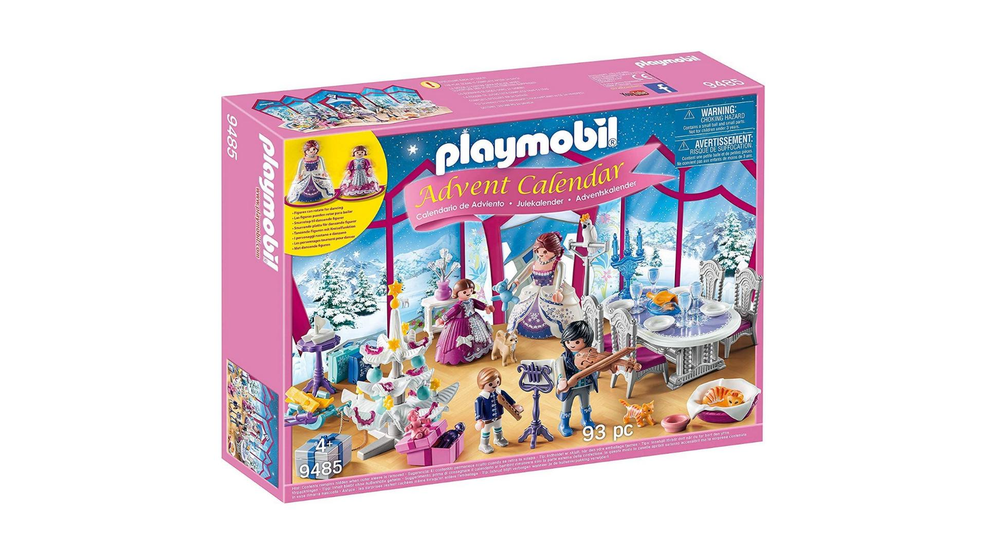 Calendrier de l'avent Playmobil boule de Noël 2021