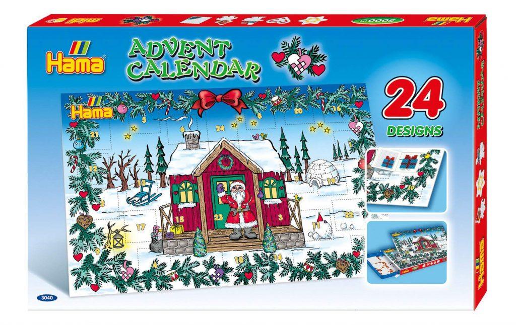 calendriers de l'avent non chocolatés   calendrier de l'avent beauté   calendrier de l'avent hama