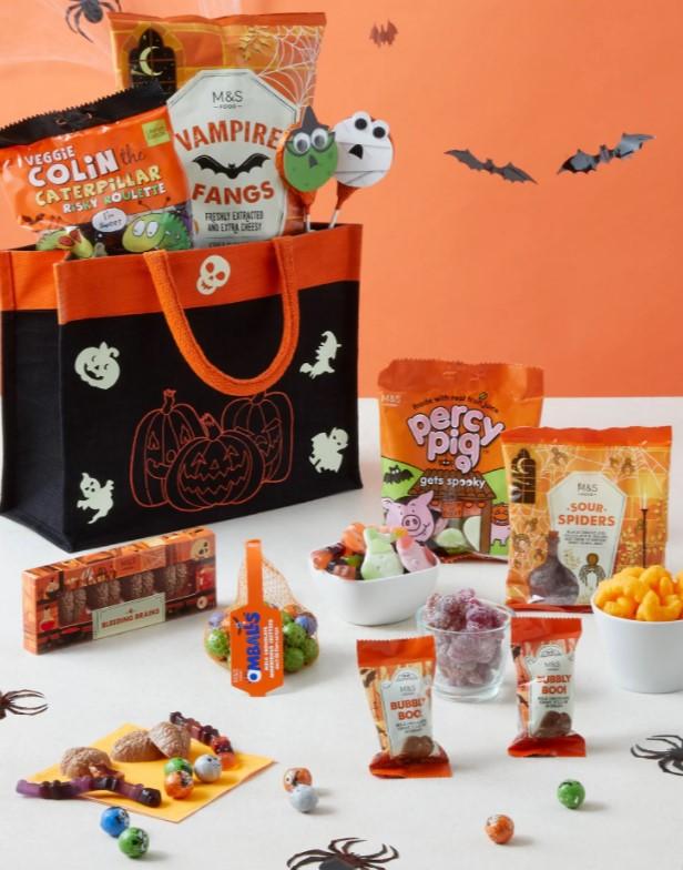 Halloween Trick or Treat Gift Bag