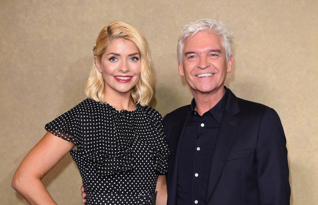 Holly Willoughby et Phillip Schofield assistent à une soirée BAFTA en hommage à une émission de télévision de longue date.