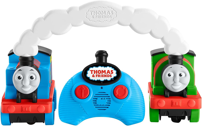 Thomas et ses amis : course et poursuite