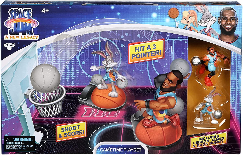 Set de jeu de basket LeBron